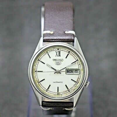 $ CDN30.44 • Buy Authentic Seiko 5 Automatic Movement 7009-8920 Japan Made Men's Watch.