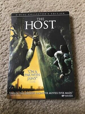 £3.55 • Buy The Host (DVD, 2007, 2-Disc Set, Collectors Edition)