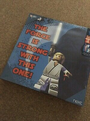 £30 • Buy Lego Star Wars Canvas Pictures Double Pack 45 X 45cm BNIP New Rare
