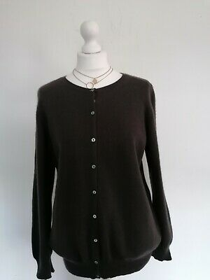 £18 • Buy M&s Autograph Womens 100%womens Cashmere Cardigan Jumper Sweater Size 20.