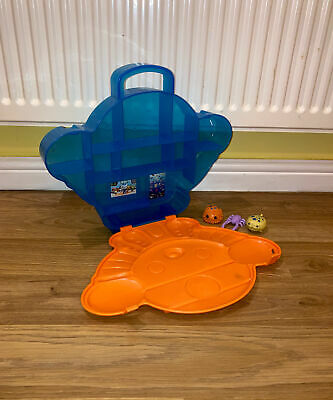 £7.50 • Buy Octonauts Octopod Carry Case Bundle For Sea Creatures Figures Toys To Be In