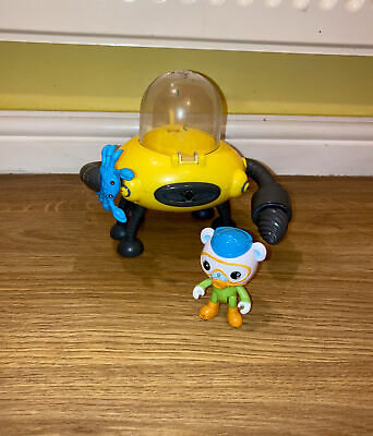 £6 • Buy Octonauts Gup D Crab Playset Claw Drill Bath Toy Bundle Sea Creature Figure Toys
