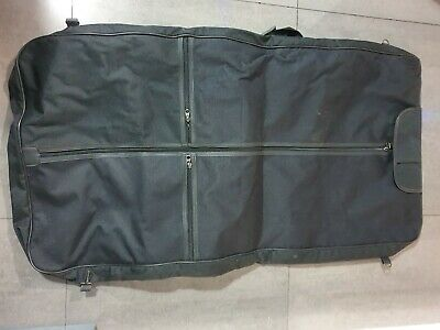 £5 • Buy Ladies Suit Carrier; With Large Outer Pocket And Two Inner Pockets