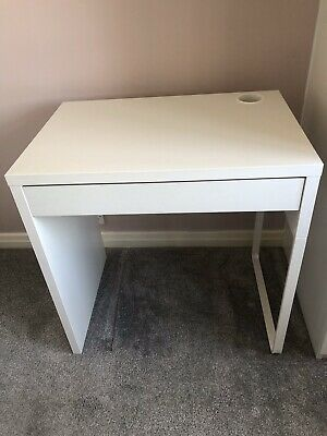 £8 • Buy Small Computer / Laptop Desk / Workstation / Dressing Table With Drawer