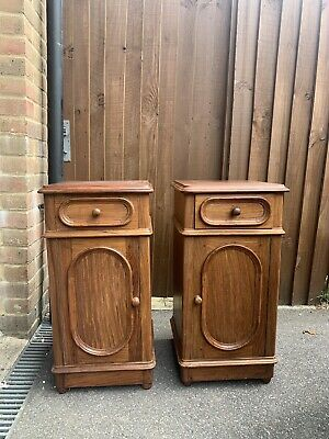 £75 • Buy Beautiful Solid Sheesham Wood Bedside Tables *Brand New*