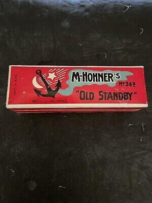 $5 • Buy M. Hohner Old Standby Harmonica
