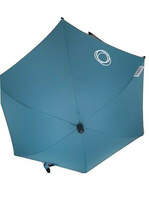 £25 • Buy Brand New Bugaboo  Universal Parasol In Petrol Blue Suits All Models Rrp39.95