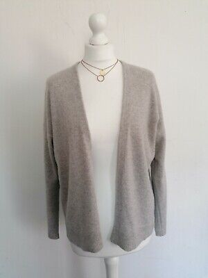 £18 • Buy M&s Collection 100%pure Cashmere  Womens Cardigan Jumper Sweater Size  Uk M.