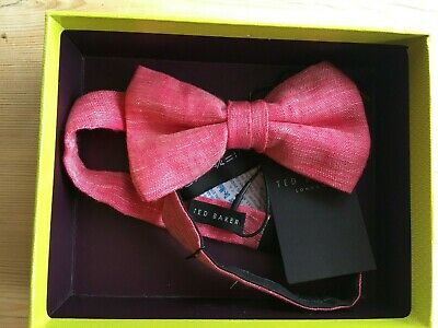 £6.50 • Buy Ted Baker Wedding  Bow Tie - BRAND NEW - Boxed
