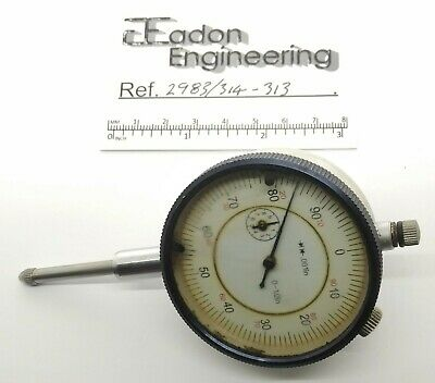 £8.99 • Buy Plunger Type Dial Test Indicator (DTI), Imperial 0.001  Res. 1  Travel.