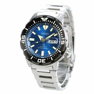 $ CDN492.54 • Buy SEIKO PROSPEX MONSTER Divers SBDY045 Save The Ocean Automatic Men's Watch New
