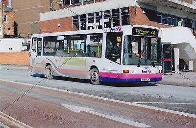 £0.40 • Buy Bus Photo 40165 First Potteries Photograph Picture, Marshall Dennis Dart P118nlw