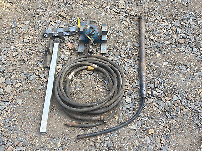 £146 • Buy 45mm Grundomat Mole With Hose, Oiler And Sight. Used Condition ,