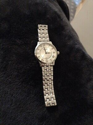 £10 • Buy Rotary Watch With Steel Body And Strap.Date , Swiss Quartz