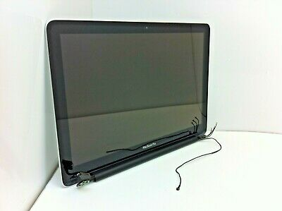 $88.16 • Buy Apple MacBook Pro A1278 13  Mid 2012 LCD LED Screen Display & Hinge Assembly 199