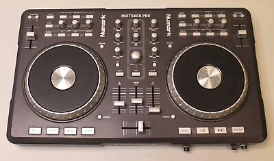 £68 • Buy NUMARK MIXTRACK PRO 2-Channel DJ Controller With Audio I/O - 2013 MODEL