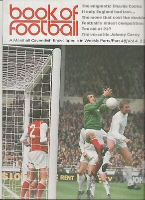 £3.50 • Buy Book Of Football Marshall Cavendish 1972 Part 48 Oldham Athletic & Dundee United