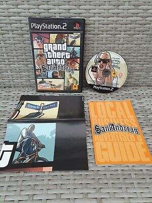 £0.99 • Buy Grand Theft Auto: San Andreas Special Edition (Sony PlayStation 2, 2005)