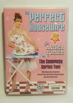 £16.95 • Buy Anthea Turner - The Perfect Housewife Complete Series 2, DVD SET, UK DVD #FAB