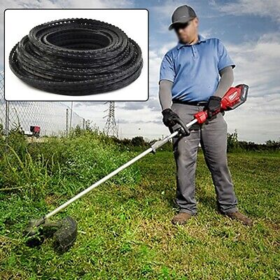 £5.78 • Buy 3mm X 15M HEAVY-DUTY STRIMMER LINE FOR PETROL STRIMMERS WIRE CORD REPLACEMENT
