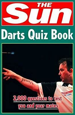 £6.69 • Buy The Sun Darts Quiz Book: Over 2,000 Darts Questions (The Sun Puzzle Books) [Pape
