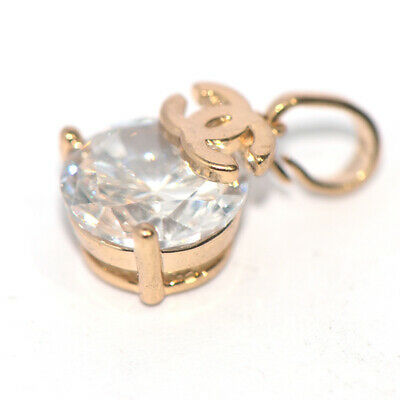 AU0.33 • Buy Cute Womens Fashion Accessories Gold Pendant Crystal For Chain Necklace
