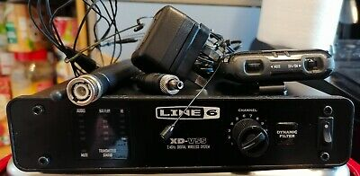 £20 • Buy Line 6 Wireless Microphone - Transmitter - Headset And Receiver