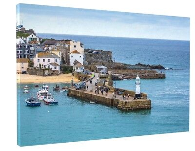 £28.22 • Buy St Ives Cornwall Canvas Picture Wall Art 1210