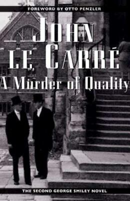 £4.85 • Buy A Murder Of Quality Hardcover John Le Carre