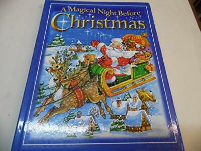 £3 • Buy Very Good, A Magical Night Before Christmas, Brown Watson, Hardcover
