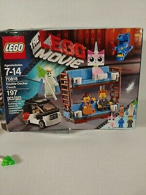 $ CDN27.39 • Buy The LEGO Movie 70818 Double-Decker Couch W/ Minifigures Missing Ghost