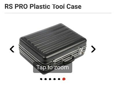 £75 • Buy Engineers Tool Case - RS Pro - BRAND NEW IN BOX