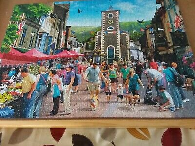 £3.75 • Buy Gibsobs 1000piece Puzzle Keswick,excel Cond