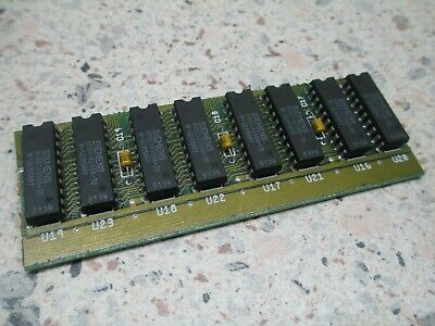 £25 • Buy Commodore Amiga 500/plus 256KB Ram Chips. Upgrade A500 To 1 Meg.