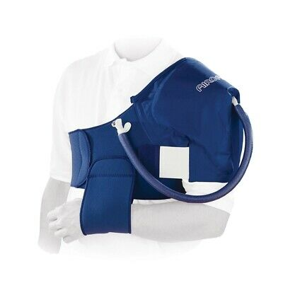 £32 • Buy Aircast Shoulder Cryo Cuff Ice Compression Cold Therapy Injury Rehab