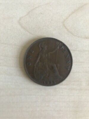£0.70 • Buy 1936 One Penny George V