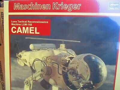 $100 • Buy CAMEL - SF3D/MA.K 1/20 Plastic Model Kit Series MK06 64006 By HASEGAWA Wrapped