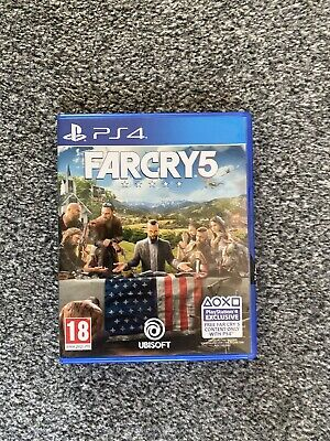 AU5.90 • Buy Far Cry 5 PS4 Game