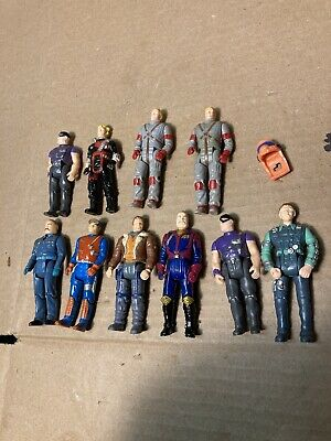 $68 • Buy Lot Of 10 Action Figures M A S K Mask Kenner- Incomplete