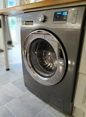 £50 • Buy Samsung Ecobubble 8kg A+++ Washing Machine - FREE Local Delivery*