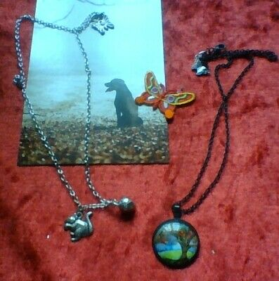 £3 • Buy SQUIRREL,& Acorn ,pendent & Tree Of Life Pendent, 🍄 Additional Sets Freepost😊