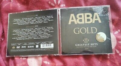 £4.99 • Buy ABBA – Gold (Greatest Hits) CD Music Album Special Edition CD & DVD