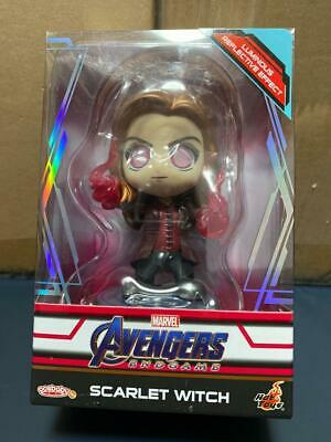 $ CDN135.96 • Buy Hot Toys Cosbaby Marvel Avengers End Game Scarlet Witch Reflective Effect