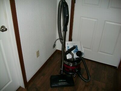 $489 • Buy Filter Queen Majestic Triple Crown Multi Floor Surface Cleaner Canister Vacuum