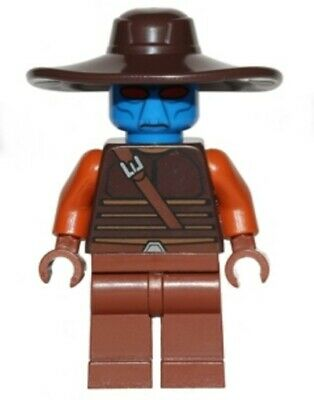 £26.49 • Buy LEGO Star Wars Cad Bane - Reddish Brown Hands And Legs Rare Minifigure SW0497