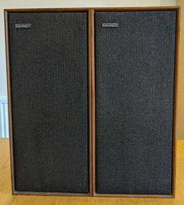 £31 • Buy Vintage Celestion Ditton 15 Speakers - Used, Good Working Condition, Wood Casing