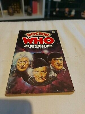 £1.40 • Buy Dr Who And The Three Doctors