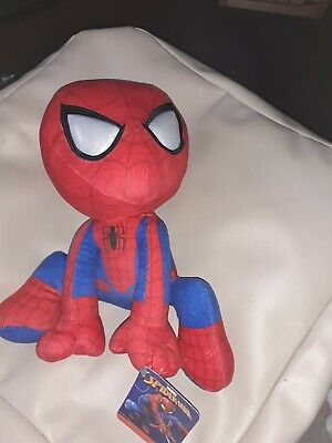 £7 • Buy New Official 12  Marvel Spiderman Far From Home Plush Soft Toy