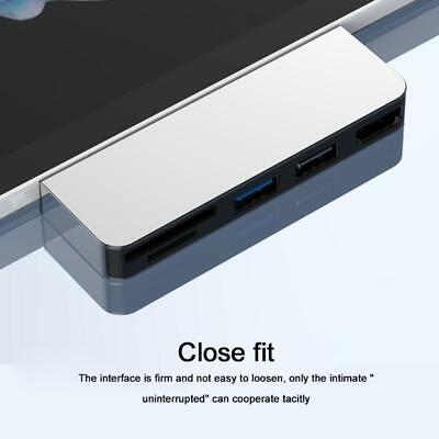 AU23.91 • Buy USB HUB 3.0 Docking Station For Surface Pro4/5/6 To USB3.0 Port HDMI-compatible