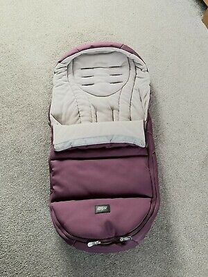 £35 • Buy Mamas And Papas Cold Weather Footmuff - Cosytoes - Buggy Snuggle